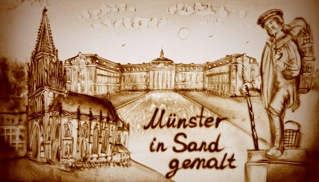 Sandmalerei Herten